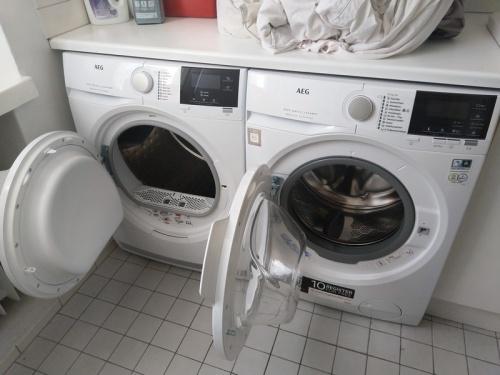 pesu kuivaus
